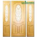 Puerta con Vitral TMI-03