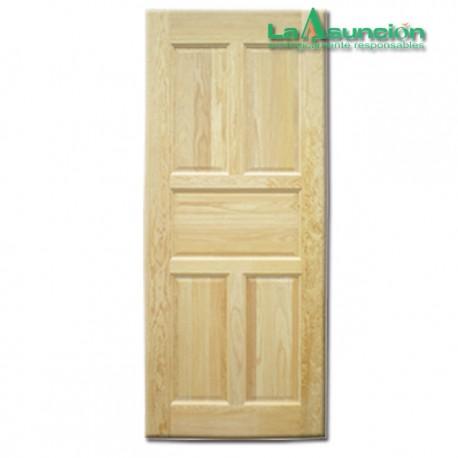 Puerta rustica TMI-5TR