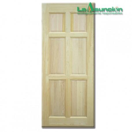 Puerta rustica TMI-6TR