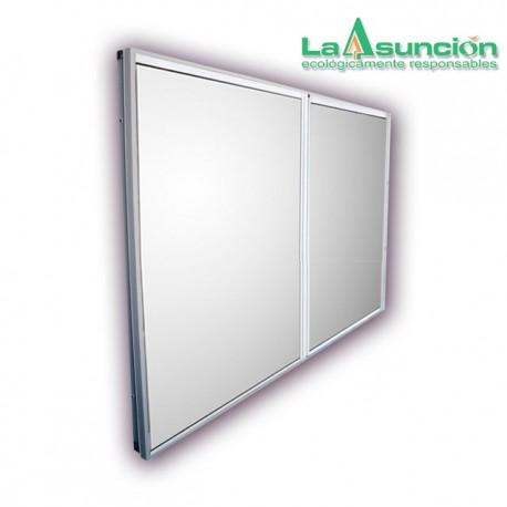 Ventana INNOVA 150x120cm vidrio claro