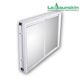 Ventana INNOVA 40x60cm vidrio claro