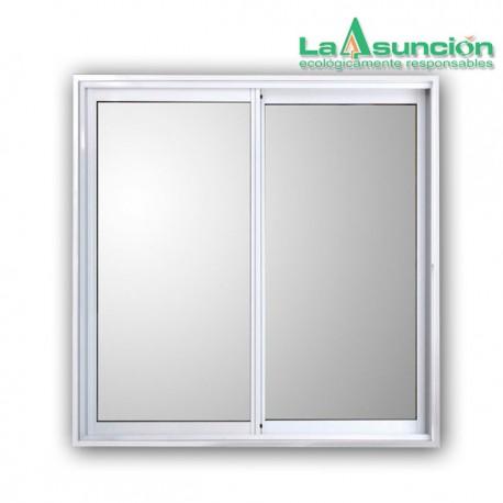 Ventana INNOVA 60x60cm vidrio claro