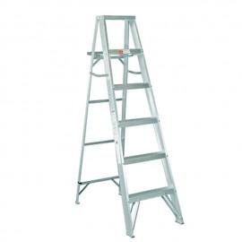 Escalera tijera plegable 608 tipo III