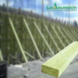 Barrote para cimbra pino tratado
