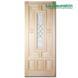 Puerta con Vitral TMI-07