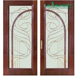 Puerta con Vitral TMI-18