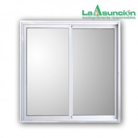 Ventana INNOVA 60x60cm vidrio opaco