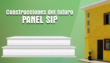 Panel térmico estructural SIP
